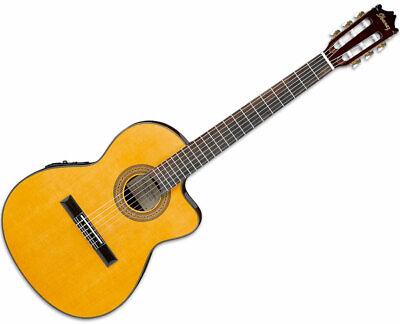 Classical Electric Guitar (Ibanez GA5TCE Thinline Classical Acoustic-Electric Guitar -)