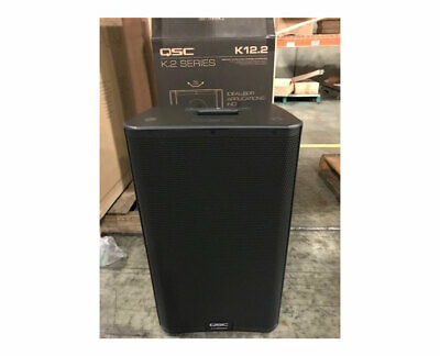"QSC K12.2 12"" Two-Way 2000W Powered Loudspeaker"
