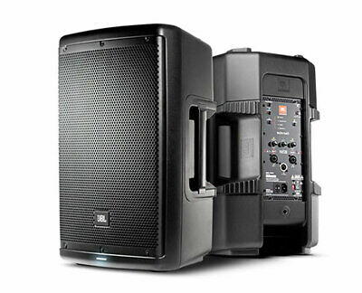 "JBL EON610 10"" 1000 Watt 2-Way Portable Powered Speaker Active Monitor (B)"