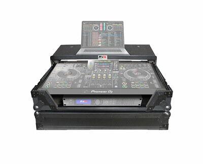 ProX XS-XDJXZ WLTBL Flight Case for Pioneer XDJ-XZ DJ System w/ Shelf & Wheels