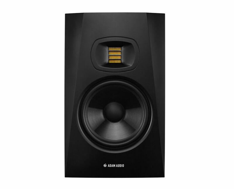 """ADAM Audio T7V 7"""" 2-way Studio Monitor Active Powered Nearfield Speaker"""
