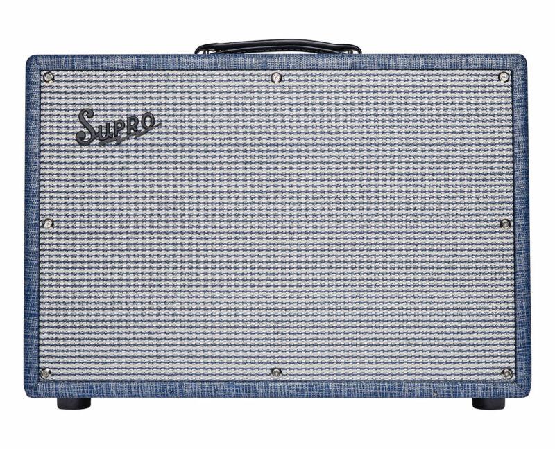 Supro 1968RK Keeley Custom 12 - Open Box
