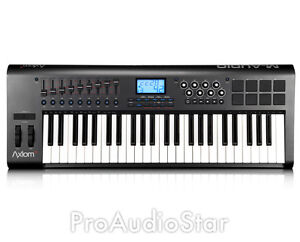M-Audio Axiom 49 MKII Midi Controller 49 Key MK2 Keyboard ProAudioStar