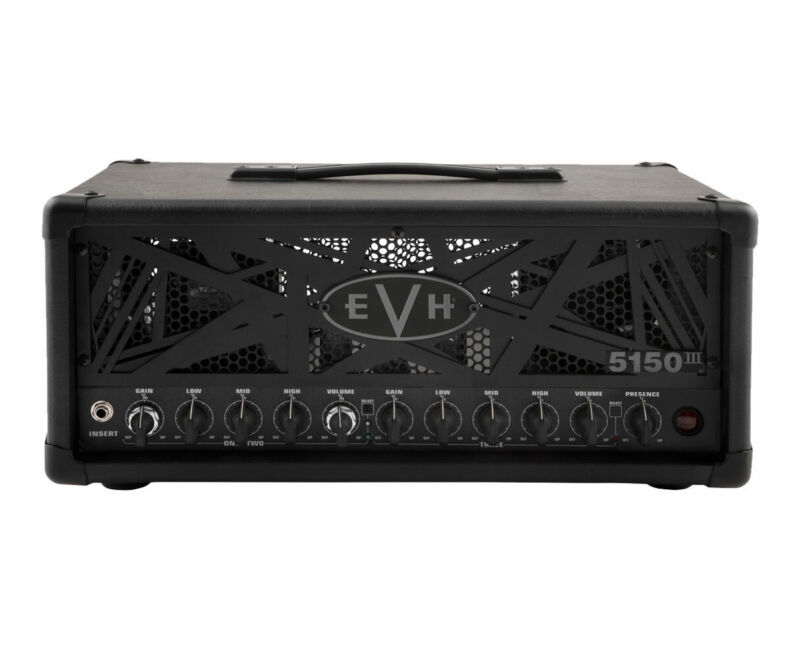 EVH 5150III 50S 6L6 Head - Black - Used