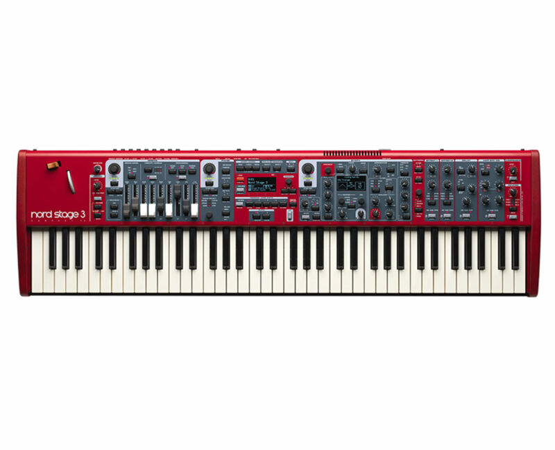 Nord Stage 3 Compact 73-Key Semi-Weighted Keyboard - Used