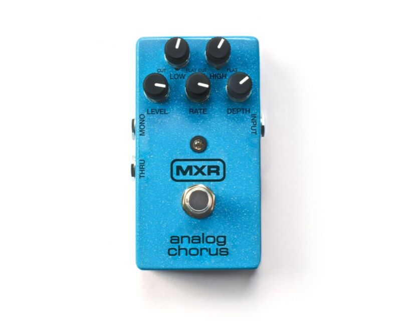 MXR M234 Analog Chorus Pedal - Open Box