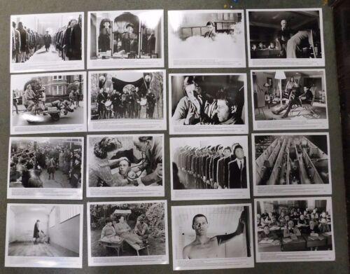 1982 Pink Floyd The Wall Original 8x10 B&W Promo Photos Set Of 24 Stills Rare