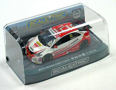 C3783SE Scalextric Slot Touring Car BTCC Honda Civic Type R #52 Special Edition