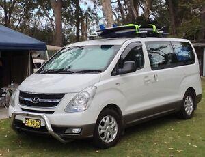 2011 Hyundai iMAX Wagon Brisbane City Brisbane North West Preview