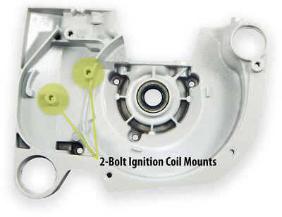 Stihl Oem Ts400 Crankcase Half For 2-bolt Ignition Coil Module - 4223-020-2601