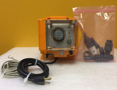 Prominent Fluid Controls C04050ni E850641 57 Psig 312 Vol Day 229 W Pump