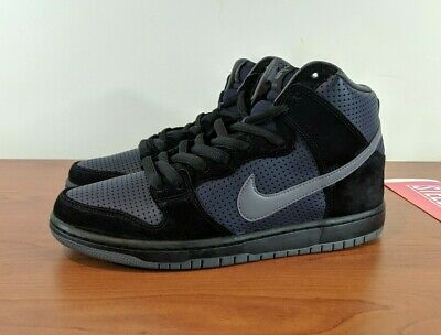 4a39c8b5 Nike SB Dunk High TRD QS Men's Sneakers Gino Iannucci Blue 881758-001 Size  9.5