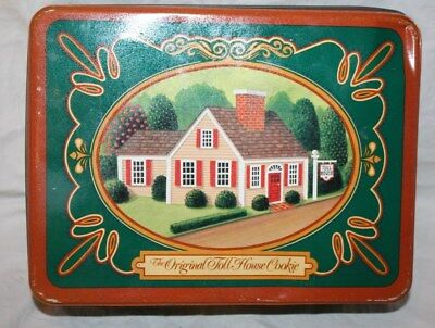 Vintage Nestle? The Orginal Toll House Cookie Toll House Decorative Tin