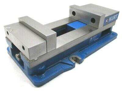 Kurt Anglock 6 Milling Machine Vise W Jaws - D688