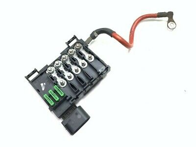 GENUINE VOLKSWAGEN BEETLE BATTERY FUSE BOX BOARD 1997-2010
