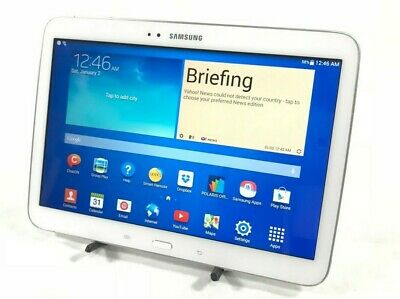 "Samsung Galaxy Tab 3 10.1"" (GT-P5210) - 16GB, Wi-Fi, Android 4.4, Brown / White"