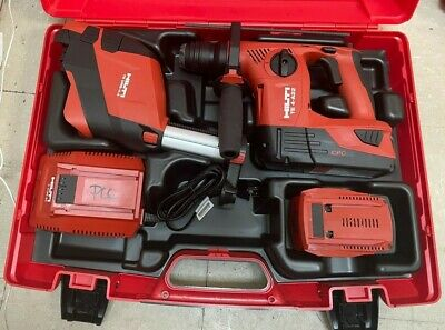 Hilti - Hammer Drill Kit Te 4-a 6-a Drs Sds Kit With Vacuum Free Shipping