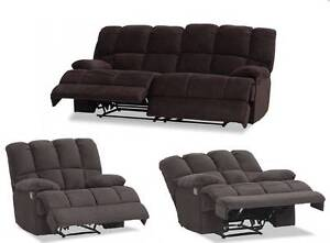3 Piece Recliner Lounge Suite - great condition and near new! Smithfield Cairns City Preview