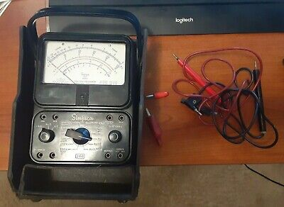 Simpson 260 Series 6 Analog Volt-ohm-milliammeter Vom Multi-meter For Parts