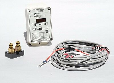 Bogart TriMetric 2030-RV Solar Battery Monitor Meter + Fuse+100 AMP Shunt +Cable