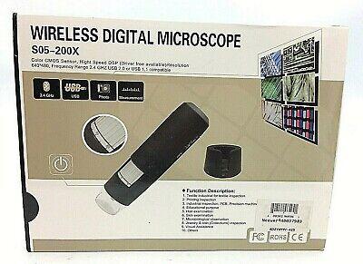 Neewer Wireless Digital Microscope S05-200x Monocular Usb Kl50