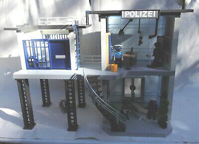 PLAYMOBIL Polizei-Kommandostation 5176