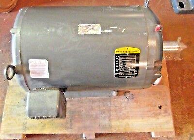 Baldor 20hp Electric Motor 575 Vac 256tc Frame 1760 Rpm