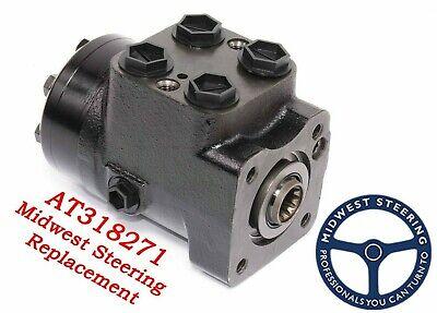John Deere Backhoe Steering Valve 300d 310d 410d 510d 310se 310sj 315sg More