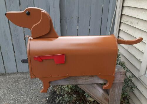 Dog Breed Mailbox - Dachshund