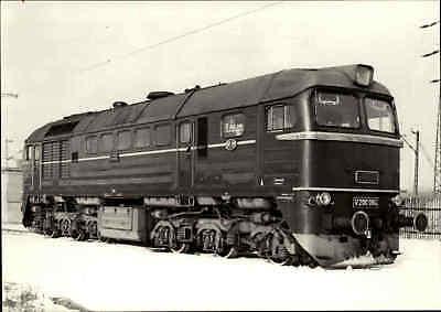 Sammelbild Foto-AK E-Lokomotive EISENBAHN mit Beschreibung, VEB Bild und Heimat