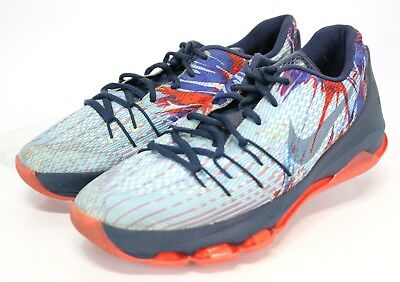 1d1b12ffeb6 Nike Kevin Durant Sneakers  80 Youth s Basketball Shoes Size 6.5 Blue Red  White