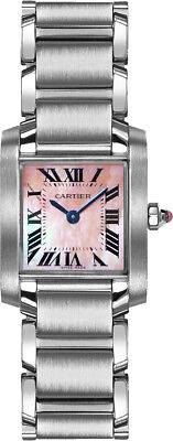 W51028Q3 | BRAND NEW CARTIER TANK FRANCAISE SMALL WOMEN'S LUXURY WATch