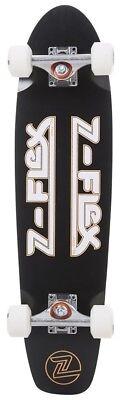 "Z-Flex Complete Cruiser Skateboard Z-Bar Black White 29"" for sale  Shipping to Canada"