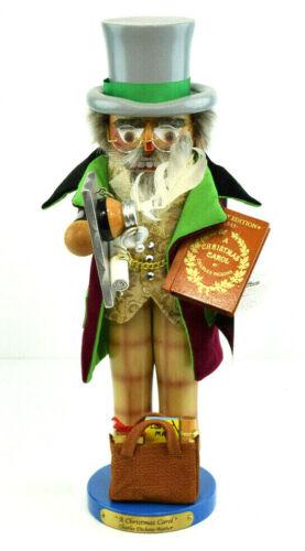 "Beautiful Steinbach 18"" Charles Dickens Nutcracker Figurine S1803"
