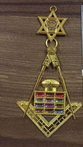 Past High Priest Jewel, Royal Arch Past High Priest Jewel, York Rite Jewels