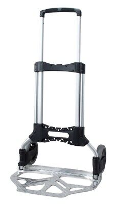 Lightweight Folding Compact Sack Truck Trolley 90Kg Capacity S3FA#