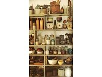 wanted old stoneware pots jugs bottles etc