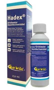 Hadex® Drinkwaterdesinfectiemiddel
