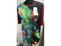 Ladies t shirt in cotton BNWT