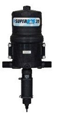 DOSMATIC SuperDos 20 2.5% Chemical Fertilizer Injector