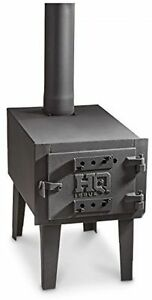 Genial Portable Outdoor Camping Steel Wood Stove Tent Heater For Fishing Camp  Cooking