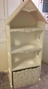 Cafe Kids Collection BookCase - Rare!