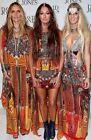 Silk Blend Long Regular Size Skirts for Women