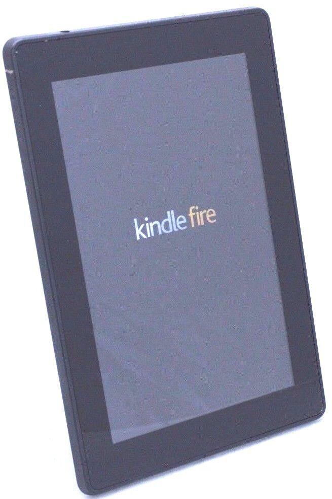 Amazon Kindle Fire HD (3rd Generation) 8GB, Wi-Fi, 7in - Black T3-4B