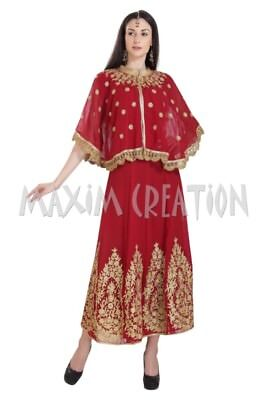 Modern Party Wear Ladies Khaleeji Thobe Perfect For Any Special Occasion 6667   ()
