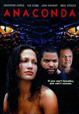 Anaconda (DVD) - NEW!!