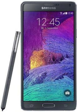 Refurbished: Samsung N910F Galaxy Note 4 32GB  zwart