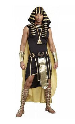 Egyptian Pharaoh King of Egypt Adult Costume Medium M