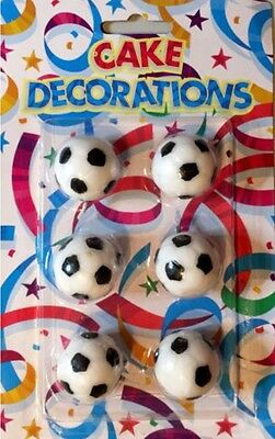 Fußball-Kerzen für Deinen Kuchen. (Foto: mausminimaus)