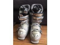 Head women's ski boots size 7/7.5